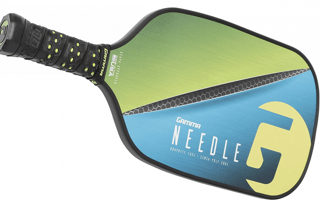 Gamma Needle Pickleball Paddle (A Review)