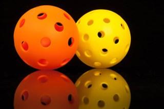 indoor and outdoor balls